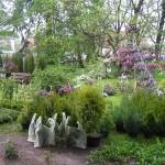 Kwiaty ogrodów
