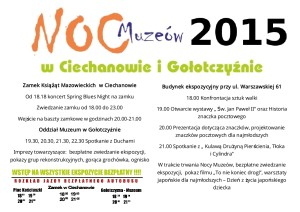program nocy muzeów